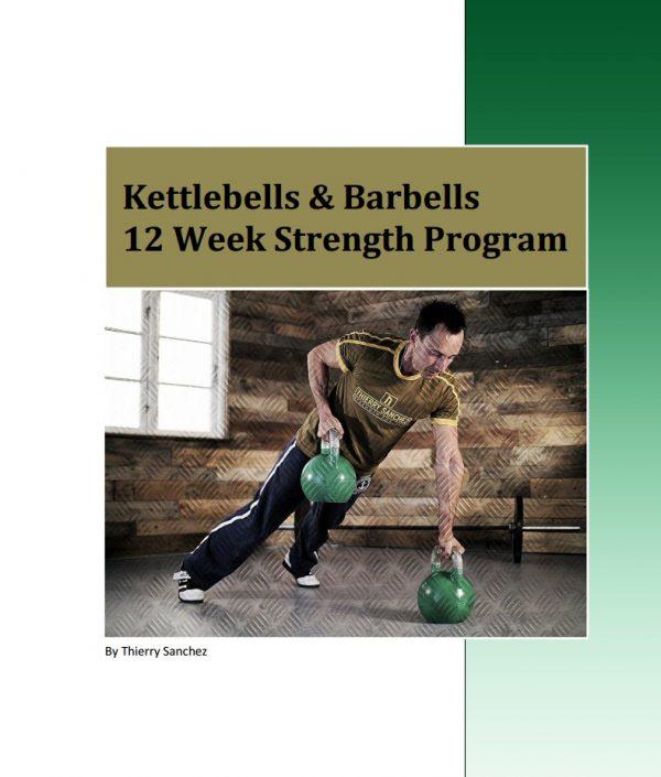 Kettlebell strong program