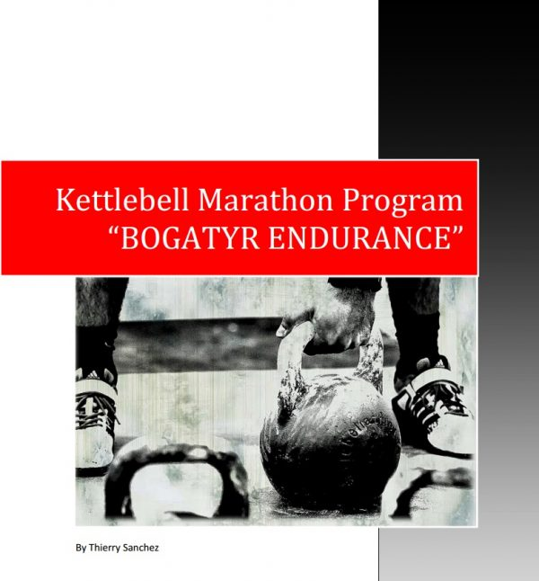 kettlebell marathon for beginners