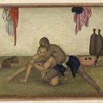 kushti wrestlers indian clubs