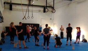 Indian clubs workshop and certification