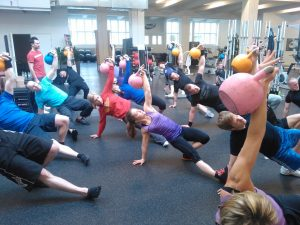 Indian clubs and kettlebells workshop